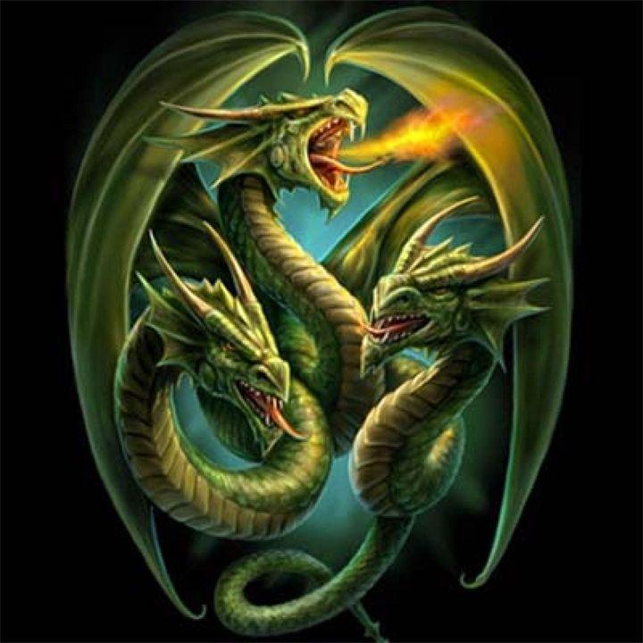тогда трехглавая змея картинка вырастить