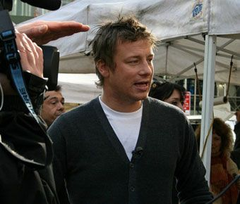 Jamie Oliver's Cookbook Named One of 2011's Unhealthiest