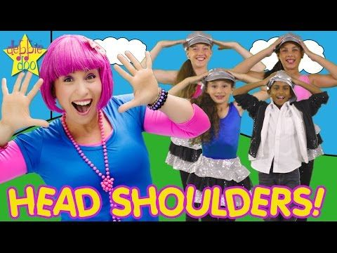 (5) Head Shoulders Knees and Toes and MORE! Kids Nursery Rhymes Collection | 33 Minutes Compilation - YouTube