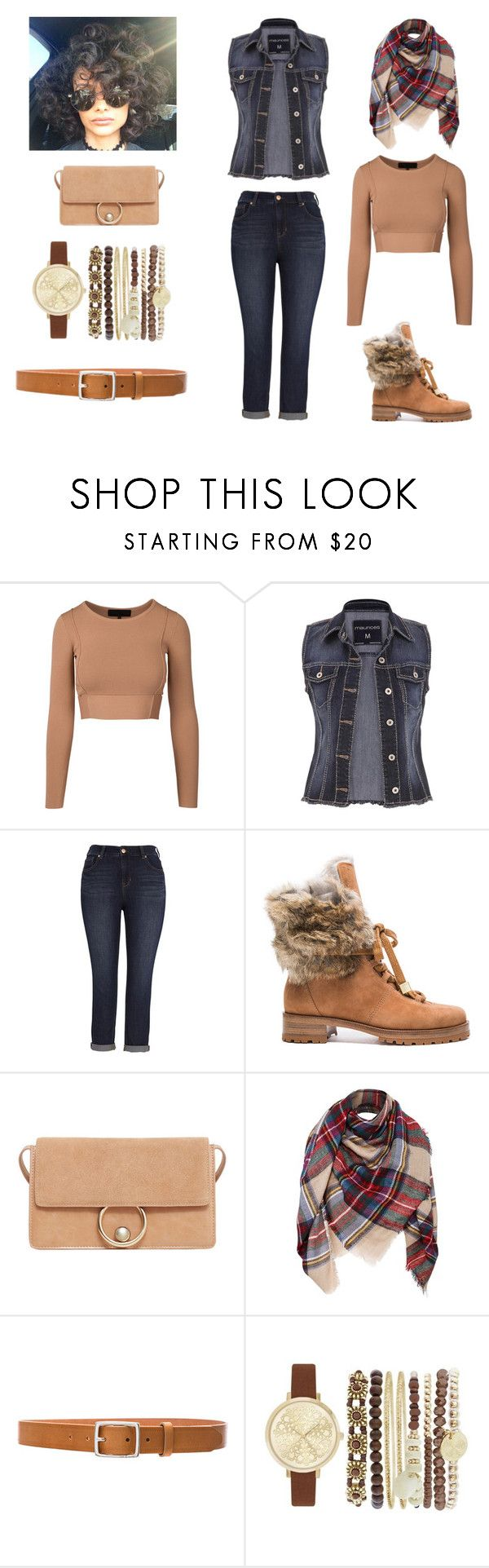 """""""Untitled #126"""" by gigibaby7 ❤ liked on Polyvore featuring maurices, Melissa McCarthy Seven7, Alexandre Birman, MANGO, rag & bone and Jessica Carlyle"""