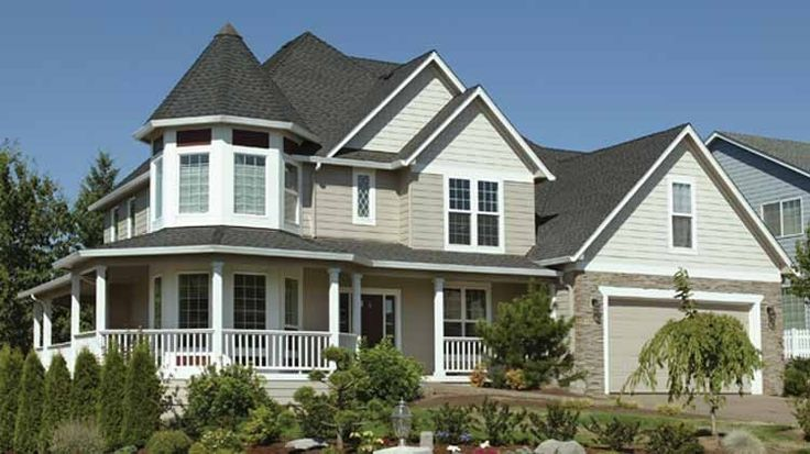 Victorian House Plan with 2518 Square Feet and 4 Bedrooms from Dream Home Source | House Plan Code DHSW36449