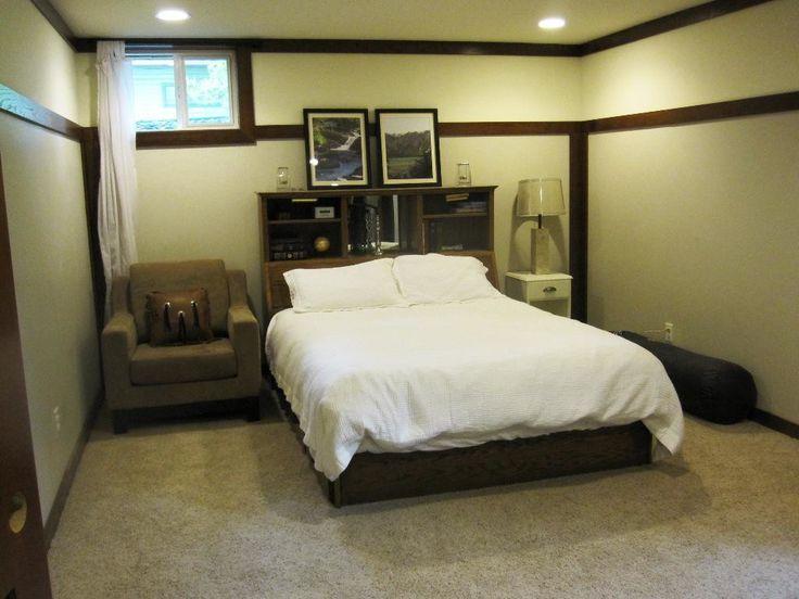 Basement Remodeling Ideas Bedroom 87 best basement ideas images on pinterest | basement ideas