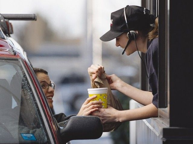 Its #EatWhatYouWantDay and we want you to #indulge! What is your favorite #DriveThru? Comment below! #McDonalds #Wendys #BurgerKing #TacoBell #KFC #Starbucks #Sonic #WhiteCastle #Popeyes