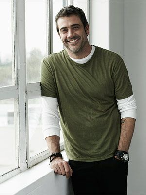 Jeffrey Dean Morgan - loved him in Grey's