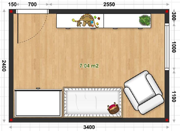Layout - nursery