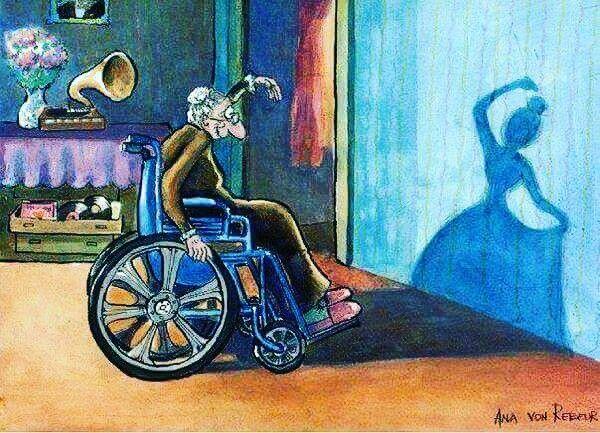 Herkes engelli ♿ adayıdır... En büyük engel, engellenmektir. 3 Aralık Dünya Engelliler Günü Kutlu Olsun...