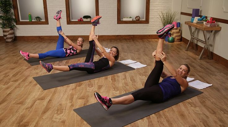 The Ultimate Ab Workout For Your Skimpiest Bikini: Enough of the snow and ice!