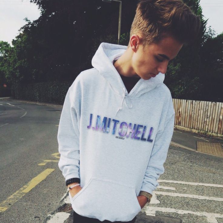 Jake Mitchell Merch with Jake Mitchell