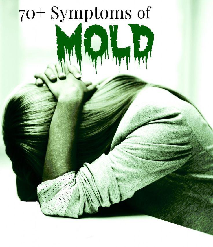 70  Symptoms of Mold Illness
