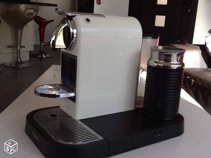 Magimix Nespresso cappuccino Electroménager Bouches-du-Rhône - leboncoin.fr