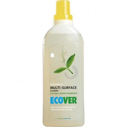 Just got the keys to my new rented grime-encrusted hovel today, which brings Ecover to the front of my mind. I love this cleaner. It's good, and it smells pleasingly of lemons. And I'll be using it a lot over the weekend...