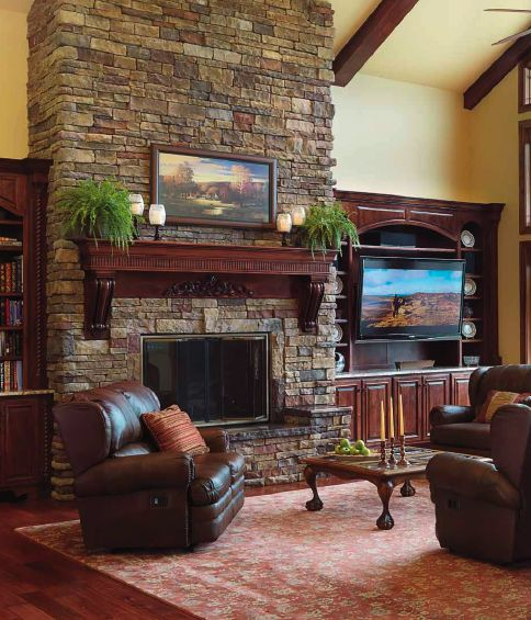 Rock For Fireplace best 20+ stacked rock fireplace ideas on pinterest | stacked stone
