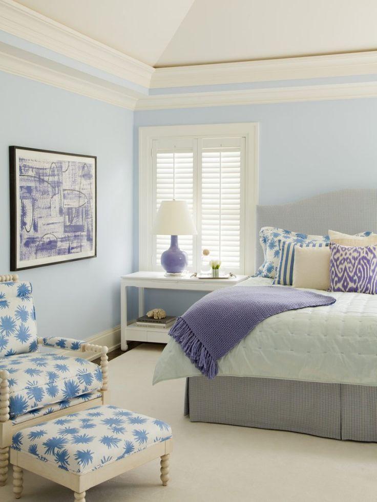 serene bedroom // Amanda Nisbet