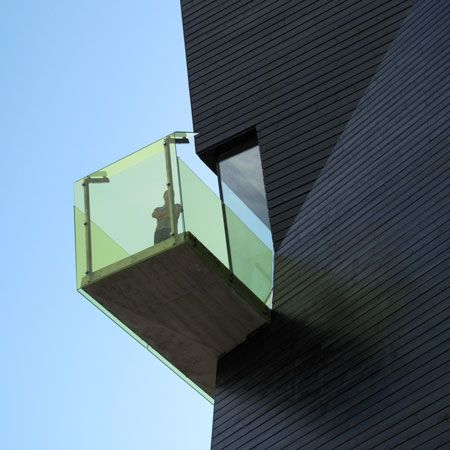 Steven Holl Architects' Knut Hamsun Center at Hamarøy, Norway