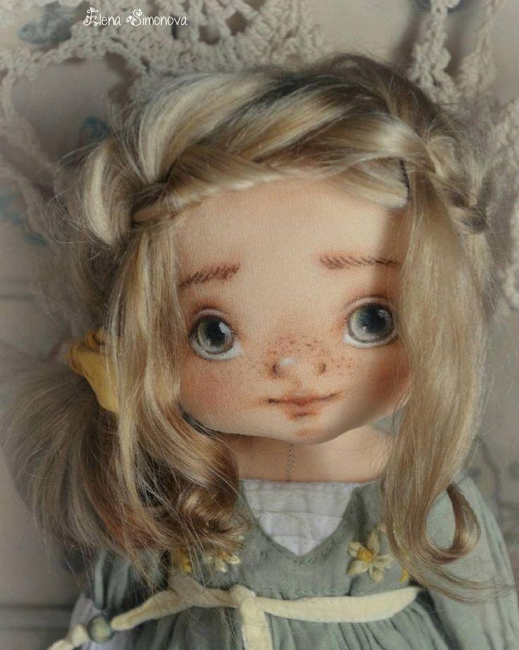 Захотелось нам причесочку#кукларучнойработы #еленасимонова #текстильнаякукла #интерьернаякукла #ручнаяработа #handmadedoll #handmade #gorodmasteroff_handmade #puppet #dollphotography #doll #fabricdoll #toys_gallery #toy