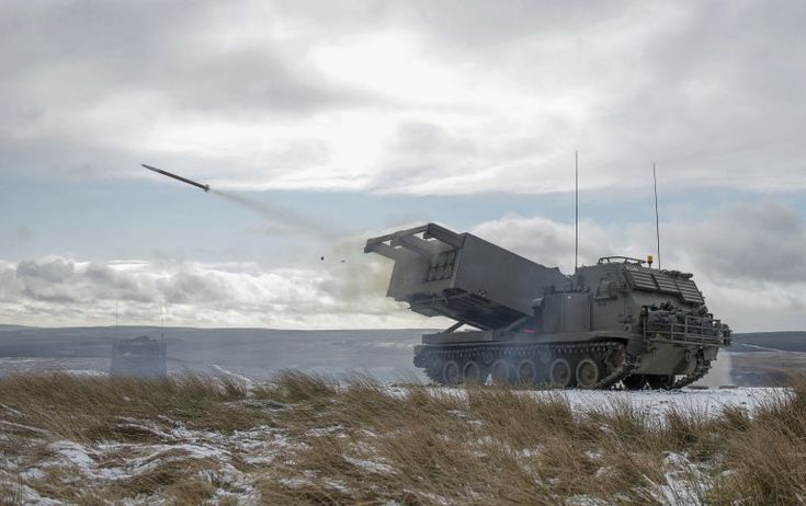 While the Royal Artillery has invested in precision strike capabilities of late, most of its equipment is heavy and unsuited to the rapid operations that the UK's planned 'Strike Brigades' are expected to take part in. (Crown Copyright)
