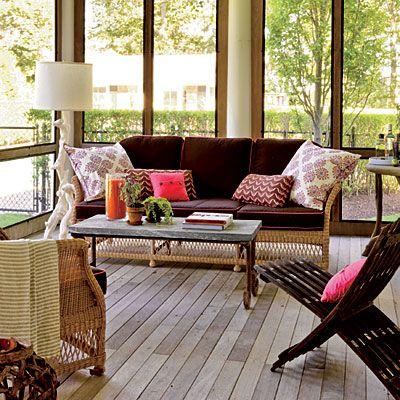 Incorporate Pops of Bright Color - Room Color Ideas - Coastal Living