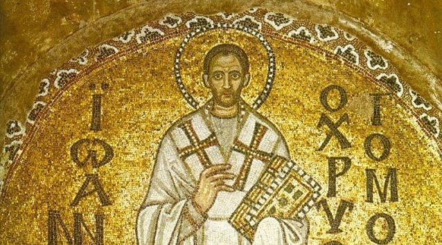 8 Quotes from St. John Chrystostom on How to Raise Children