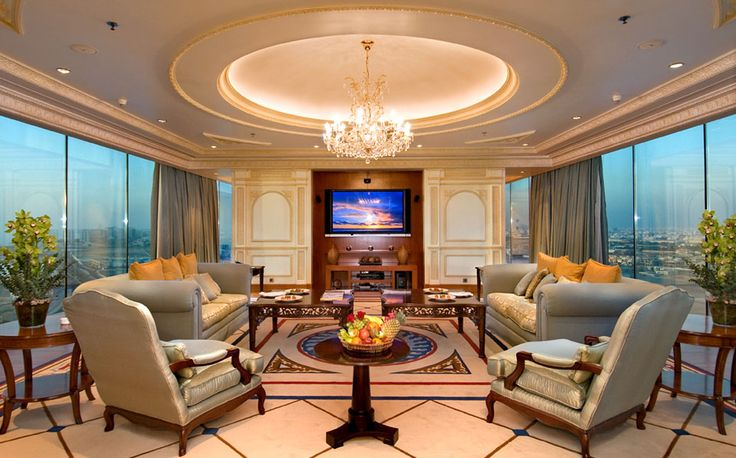 Rosewood Jeddah - Royal Suite