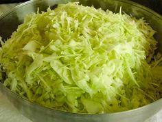 Cum se ține dieta cu salată de varză!