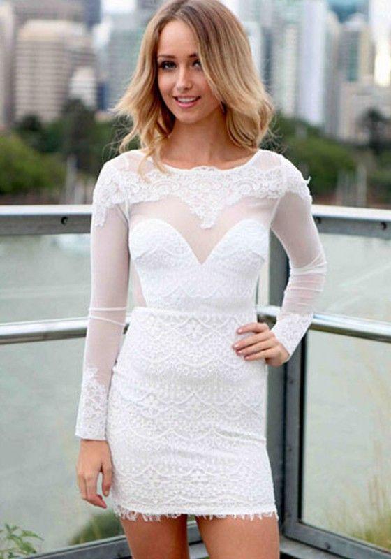alternative bridal dress