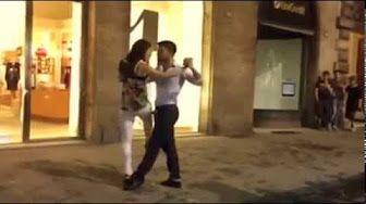 tango argentino ballo di coppia - YouTube
