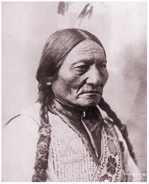 Sitting Bull -Wounded Knee-