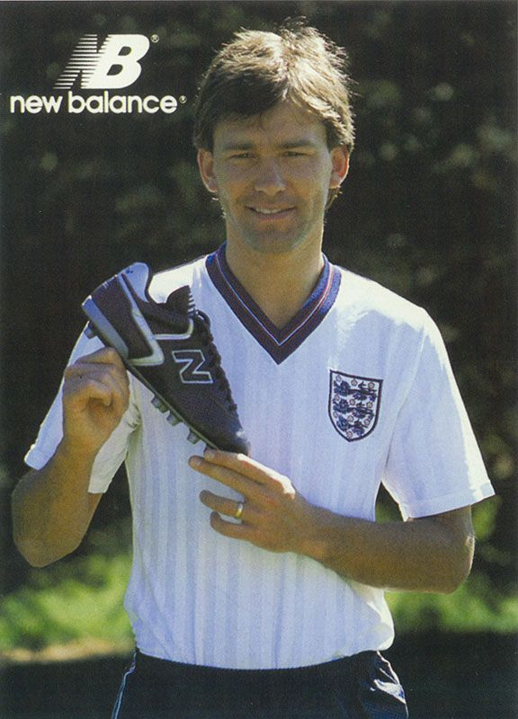 Image result for bryan robson new balance