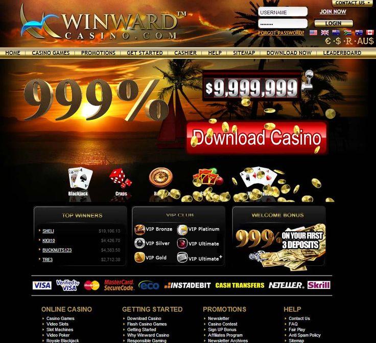 Winward casino no deposit bonus code 2012 smart live casino online roulette login