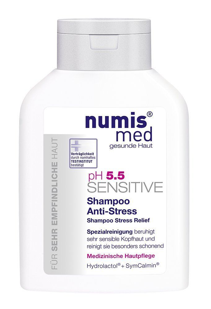 Stress Relief Shampoo Sensitive Scalp Imported from Germany Vegan Paraben Free Soap Free For Sensitive Scalps Aids In Dandruff Elimination by Numis Med ** Learn more by visiting the image link. #hairsandstyles