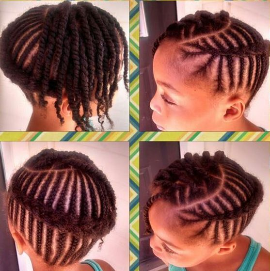 Outstanding 1000 Ideas About Children Braids On Pinterest Braids Braids Short Hairstyles For Black Women Fulllsitofus