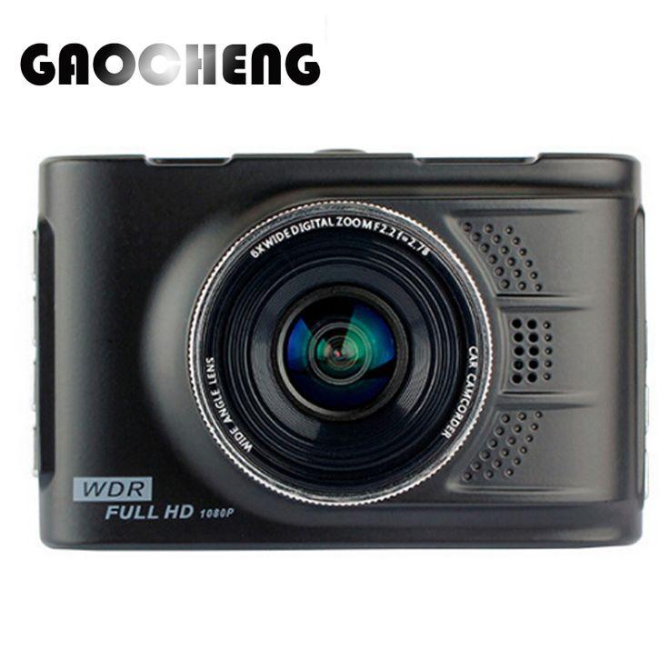3.0 Novatek 96223 Full HD 1080 P Samochód DVR Kamera Wideo rejestrator 150 stopni monitor Parkingowe Noktowizor Kreska Rejestratory Samochodowe cam