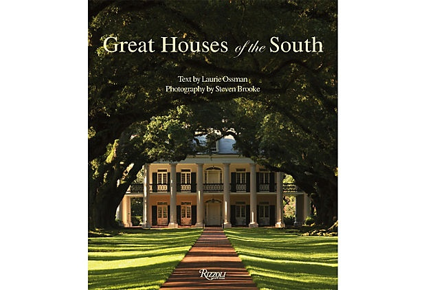 """Great Houses of the South features a stunning array of newly photographed homes that range over three centuries and are distinctive examples of the architecture of the region. While in popular imagination """"Southern style"""" is embodied in the classic plantation house with its white columns, wide porch, and symmetrical shape, in reality the South's great homes are much more varied, as shown in this important volume.Grand Entrance    Great Houses of the South    Random House    $37.00"""