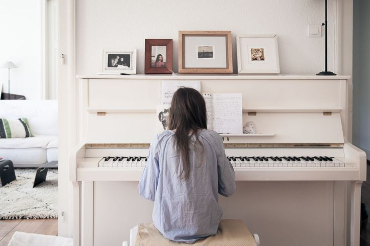 Writing Idea: This was her tranquil place. A home on the beach, her piano, and no one to bother her. The piano was old, but it played so well. The gentle breeze blew through the window, carrying in the smell of sand, fast food, and the ocean. This was home.