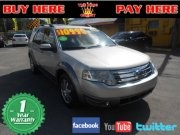 2008 Ford Taurus X SEL SUV Miami Used Cars for sale $10990. Buy Here Pay Here.