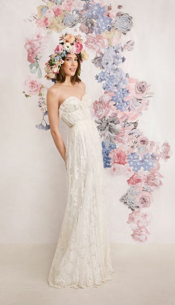 I Can Appreciate Beautiful Wedding Dresses Even As A Married Broad Right? A  CUP OF JO: Lovely Dress Shop