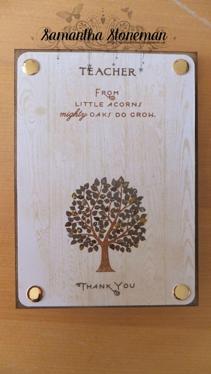 Using Papertrey Ink products Handmade by Samantha Stoneman