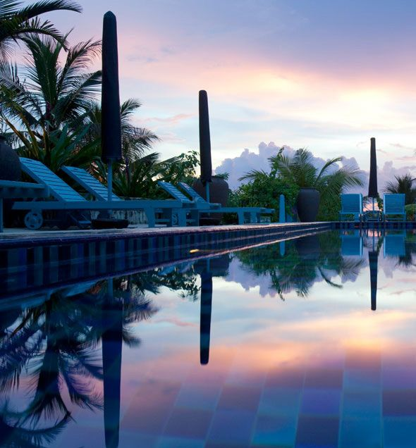La Veranda Phu Quoc Island, Vietnam: a smart colonial-style beachside resort on Phu Quoc Island. i-escape.com