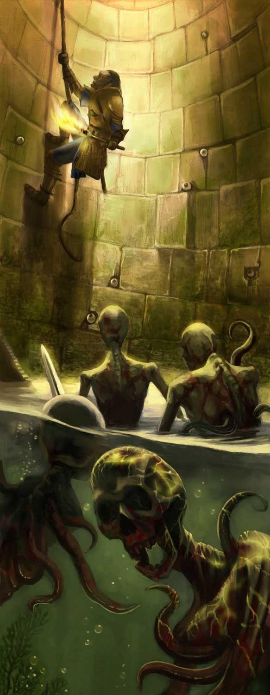 meanwhilebackinthedungeon: Shaft of Eyes & Bones - logangaiarpg