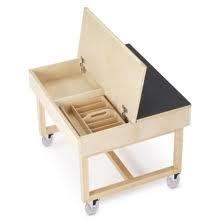 Craft Table Ideas