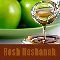 Symbolic Rosh Hashanah Foods