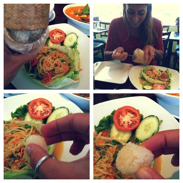 35 best traditional thai cuisine images on pinterest for Ayara thai cuisine menu