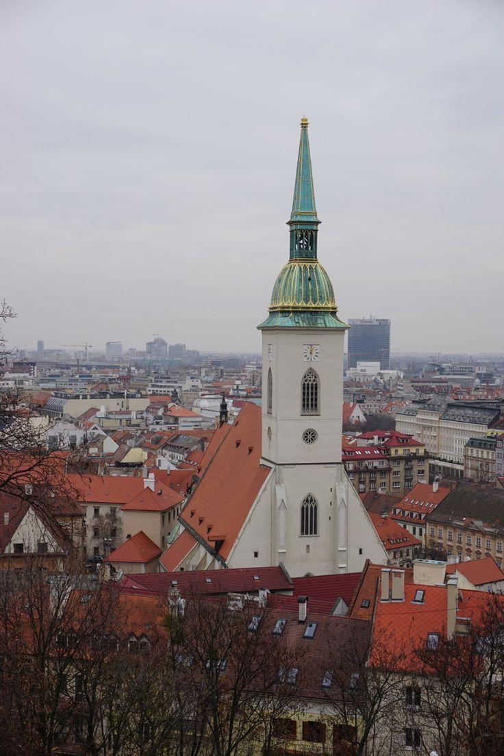 Gesucht und gefunden - kleine Highlights in Bratislava