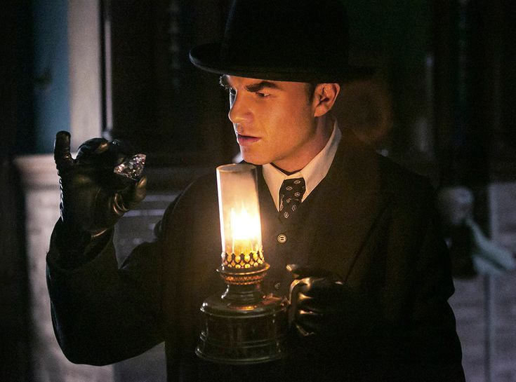 Nathaniel Buzolic Returns as Kol in The Originals Web Series—Get Your First Look!  The Originals