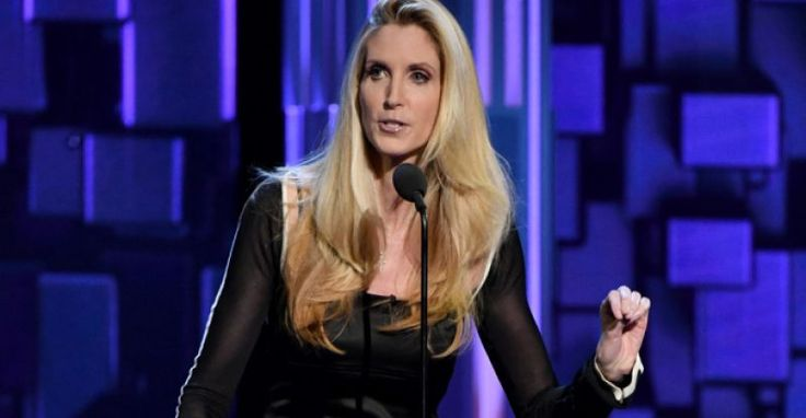 "Ann Coulter ""The SAME MEDIA gasping in horror at ""P*ssy"" sure didn't mind my being called a C*nt repeatedly"""