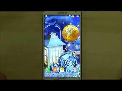 Christmas Balls Live Wallpaper - Εφαρμογές Android στο Google Play