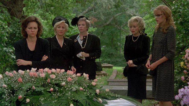 Steel Magnolias 1989    Shirley MacLaine, Olympia Dukakis