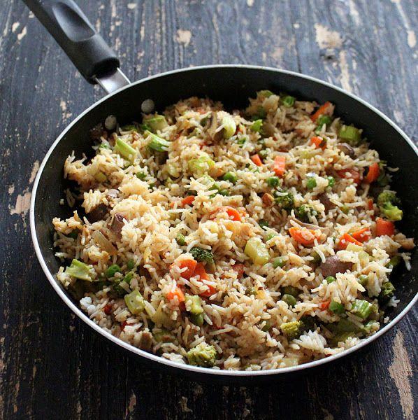 ... Rice on Pinterest | White rice, Garlic fried rice and Wild rice pilaf