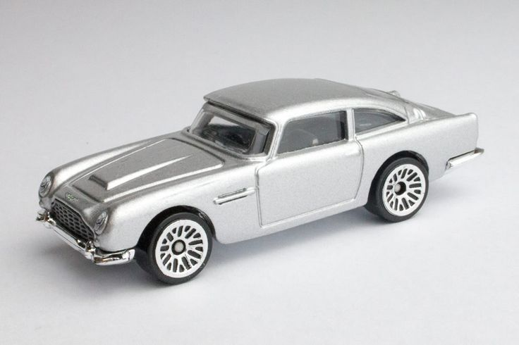 Hot Wheels James Bond Aston Martin 1963 DB5 (Skyfall) – Modelmatic