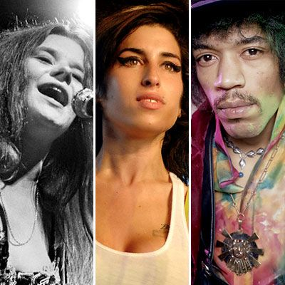 Amy Winehouse is just the latest troubled star whose death may be tied to ongoing drug and alcohol issues. Here's a look back at other beloved actors and musician addicts who left us too soon.
